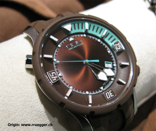 Future Diving With N.O.A; The 4.80 Scyllis Dive Watch Watch Releases