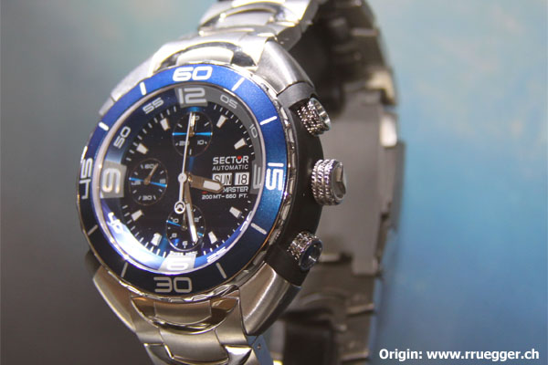 New divers at basel 2012 watch freeks - Sector dive master istruzioni ...