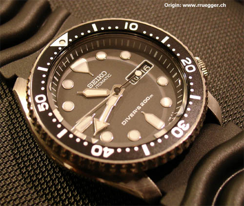 The SKX007 I always wanted